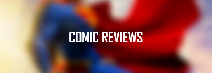 Comic Roundup |#1