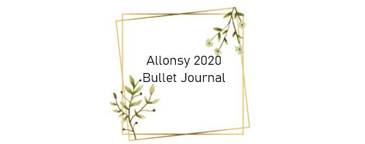 2020bulletjournal